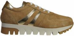 Tamaris Valla Sneaker Dames Beige/Bruin/Camel/Naturel