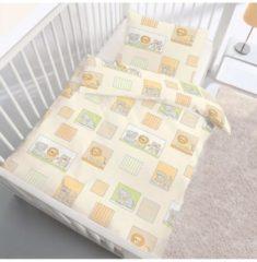 Kinderbutt Bettwäsche Renforcé Kinderbutt ecru