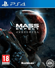 Electronic Arts Mass Effect: Andromeda, PS4 Basis PlayStation 4 Engels, Frans