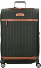 Light DLX Spinner 4-Rollen Trolley 79 cm Samsonite dark olive