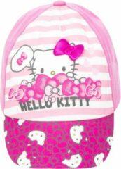 Roze Hello Kitty baby cap