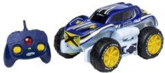 Blauwe Silverlit EXOST - Aquajet - Radiogestuurde amfibische auto - 1:10