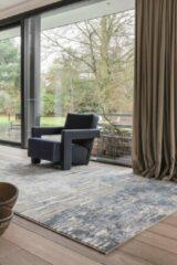 OSTA Piazzo – Vloerkleed – Tapijt – geweven - duurzaam – zacht - modern – trendy - Multi Beige Blauw - 80x140