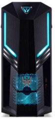 Acer Predator 600 I9400 3,2 GHz Intel® 8ste generatie Core© i7 i7-8700 Zwart, Blauw Toren PC