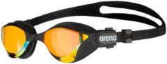 Zwarte Arena Cobra Triathlon Swipe zwembril (spiegelglazen) - Zwembrillen
