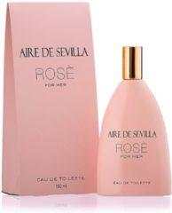 Aire De Sevilla Rose Eau De Toilette Spray 150ml