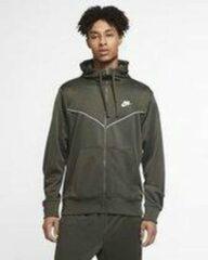 Kaki Nike Sportswear Repeat Pk Heren Vest - Maat XL