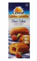 Cereal Céréal Aardbei Cakeje Glutenvrij (210g)