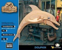 Gepetto's Workshop Gepetto's Dolphin - 3D puzzel