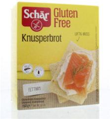 Schar Fette Croccanti Knäckebrood 150gr