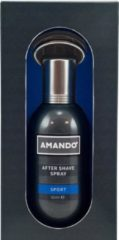 Amando Sport for Men - 50 ml - Aftershave spray