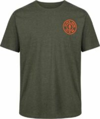 Gold's gym BASIC T-SHIRT WITH CHEST LOGO - LEGER - XL