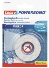 Tesa tesa POWERBOND Montagetape (l x b) 1.5 m x 19 mm Inhoud: 1 rollen