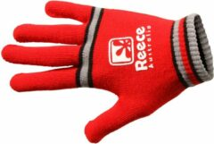 Reece Plyr glove knit 2in1 - Winterhandschoenen - rood - Senior