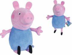 Simba Peppa Pig knuffel George Pig knuffel 33 cm
