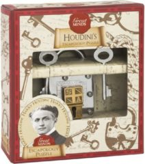Professor Puzzle Great Minds Houdini's Escapology Puzzle - EN