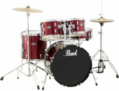 Pearl RS505C/C91 Roadshow drumstel Red Wine