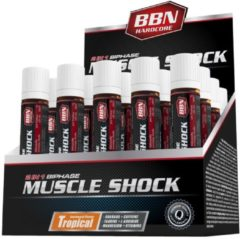 Best Body Nutrition Hardcore Muscle Shock 2in1 Trinkampullen 20x20ml