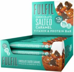 Fulfil Nutrition - Vitamin & Protein Bar - Chocolate Caramel Seasalt
