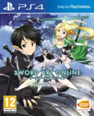 NAMCO BANDAI Sword Art Online: Lost Song | PlayStation 4