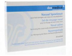 Dos Medical Nasaal Spoelzout 2.5 Gram (30st)