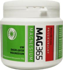 Mag365 Magnesium poeder - passievrucht & citroenzuur 150 Gram
