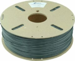 "Donkergrijze Belgisch Premium PLA filament ""Additive Heroes"" (1 kg, 1.75 mm) - Iron Grey"