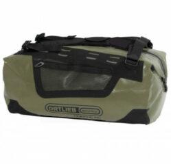 Ortlieb - Duffle 60 - Reistas maat 60 l, zwart/olijfgroen/grijs
