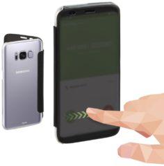 """""""Hama Booklet """"""""View"""""""" voor Samsung Galaxy S8, zwart"""""""