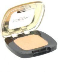 Creme witte L'Oréal Paris Color Riche Oogschaduw - 107 Macaron Vanille