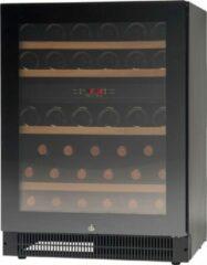 Zwarte Vestfrost Solutions WFGB45A Greeploos met 2 temperatuurcompartimenten onderbouw of vrijstaand gebruik