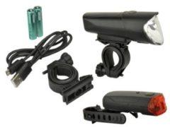 FISCHER LED Leuchtenset 40/20/10Lux POWER CHARGE