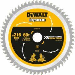 DeWALT DT99570 XR Cirkelzaagblad 216x30mm 60T
