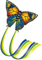 Günther Flugspiele Eenlijns Vlieger Butterfly Spanwijdte 950 mm Geschikt voor windsterkte 4 - 6 bft