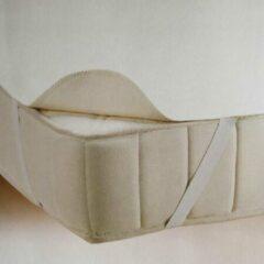 Witte Klaas Vaak Molton Matrasbeschermer Plateau (B-keuze) - Eenpersoons - 90/100x200 cm