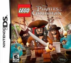 Disney Lego Pirates of the Caribbean, NDS
