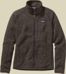 Patagonia Better Sweater Jacket Men Herren Fleecejacke Größe L Dark Walnut