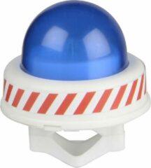 Merkloos / Sans marque Politie fietsbel sirene met geluid