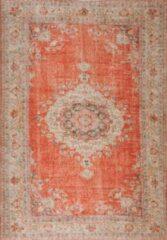 Disena Oranje vloerkleed - 160x230 cm - A-symmetrisch patroon - Klassiek