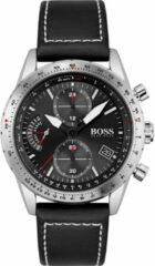 BOSS PILOT EDITION CHRONO HB1513853 - Heren - Horloge - 44mm
