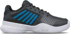 K-Swiss Sportschoenen - Maat 32 - Unisex - donkergrijs/blauw