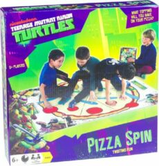 Nickelodeon Turtles Twist Fun: Pizza Spin Twister Speelmat