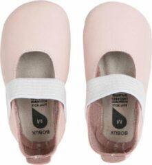 Roze Bobux - Soft Soles - Demi Blossom - Babyslofjes - EU 19