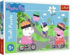 Trefl Puzzle|Peppa Pig|24 Maxi|3+
