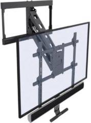 My Wall HP 55 L Monitor-wandbeugel In hoogte verstelbaar, Draaibaar, Kantelbaar, Roteerbaar