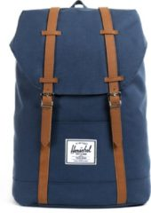 Marineblauwe Herschel Supply Co. Retreat Rugzak 19,5L - Navy