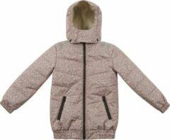 Roze Ducksday Winter jacket June - maat 146/152