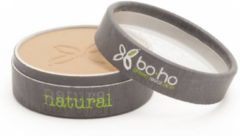 Boho Green make-up Boho, Compact powder beige hale 04