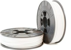 Witte PLA 2,85mm snow white 0,75kg - 3D Filament Supplies