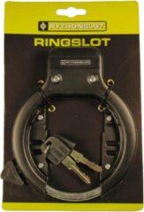 Zwarte Python ringslot - Fietsslot